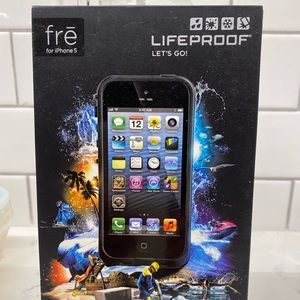 🆕🆕🆕 Life proof iPhone 5 cell phone case